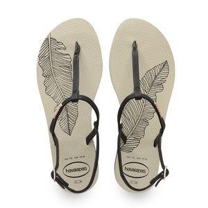 Havaianas You Riviera Print Sandal